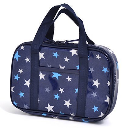 Kids sewing bag rated on style N2303800 made by Japan navy blue brilliant star (bag only) (japan import)