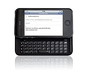 NUU MiniKey for iPhone 4