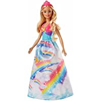 Barbie FJC95 Dreamtopia Rainbow Cove Princess Doll