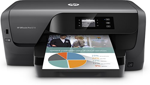 HP OfficeJet Pro 8210 Tintenstrahldrucker (Drucker, LAN, WLAN, Duplex, HP Instant Ink, Airprint)...