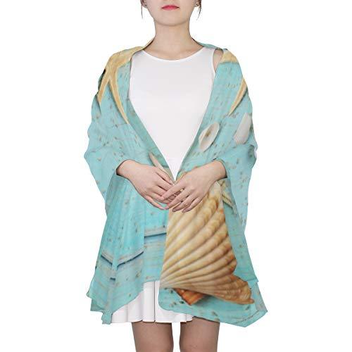 Igel und Kirschen Einzigartige Mode Schal für Frauen Leichte Mode Herbst Winter Print Schals Schal Wraps Geschenke für den Vorfrühling
