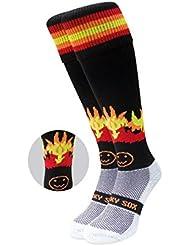 Chaussettes de Rugby Wackysox Hell Raiser