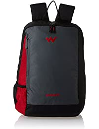 Wildcraft 20 Ltrs Red Casual Backpack (Streak)