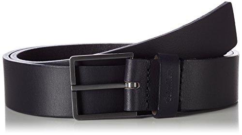 Calvin Klein Herren Essential Belt 3.5cm Gürtel, Blau (Blue Night 411), (Herstellergröße: 100)