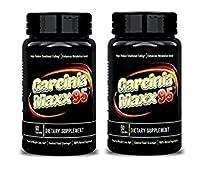 Garcinia Cambogia MAXX 95% HCA - Weight loss & Fat Burner Pills - 2 bottles