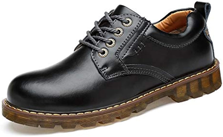 Apragaz Scarpe Oxford Classiche da Uomo, comode Scarpe da Sera rossoonde in Pelle con Cinturino | A Basso Prezzo  | Scolaro/Signora Scarpa