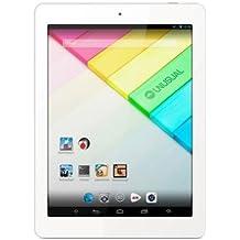 """Unusual 10Z - Tablet de 9.7"""" (WiFi, Quad Core, RAM de 2 GB, memoria interna de 16 GB, Android 4.2), blanco"""