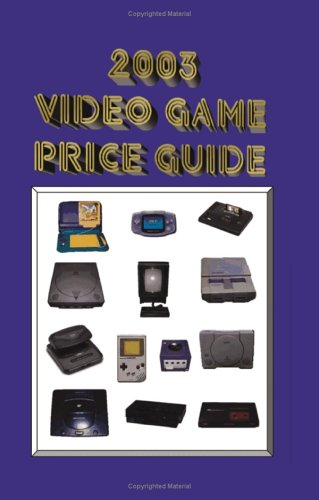 2003 Video Game Price Guide