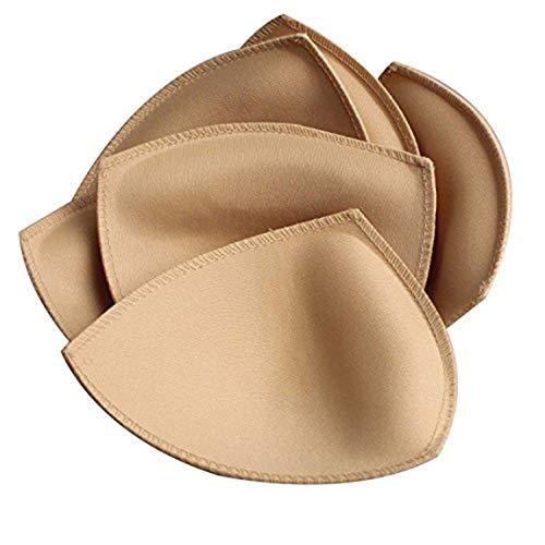 TopBine 3 pares Insertos de almohadillas de sujetador