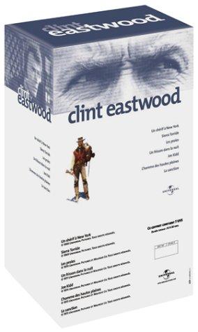 Hautes Plaines - Coffret Clint Eastwood 7 VHS : Un