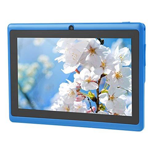 VBESTLIFE 7 Zoll HD IPS Mini Android Tablet PC,8G ROM WiFi Bluetooth Quad-Core Dual Kamera,geeignet für Reisen, Studium, Büro usw.(Blau)