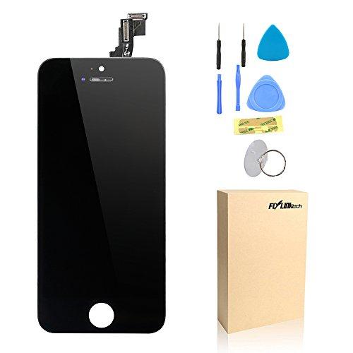 Pantalla táctil LCD y digitalizador para iphone 5C con herramientas de Flylinktech®