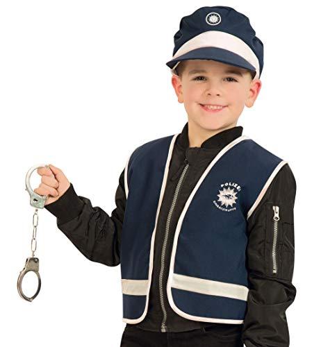 Polizist für Kinder diverse Größen (116) ()