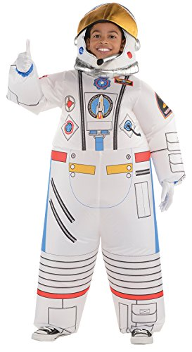 Inflatable Astronaut Costume - Age 8-10 Years