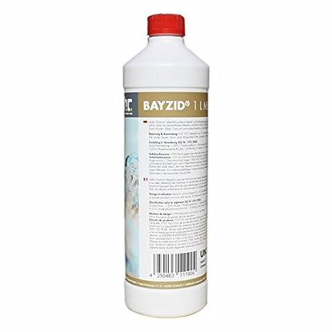 1 x 1 L Metall-Ex 60% für Pools - VERSANDKOSTENFREI