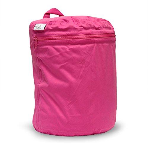 Kanga Care KRWETB_OS-S024 Nasstasche Säugling Mädchen, sherbert pink