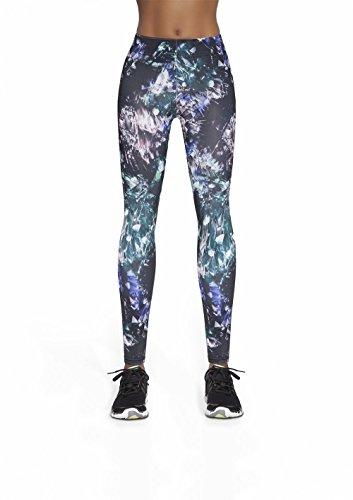 Bas Bleu Andromeda Joli Confortable Legging – Fabriqué En UE Multicolore