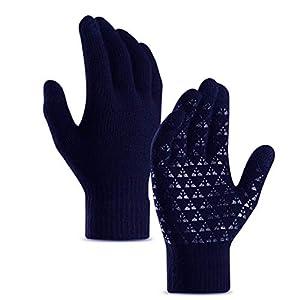 abbigliamento uomo guanti donna invernali touch screen caldi accessori uomo e donna supporto smartphone e tablet idee… 4 spesavip