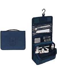 Cocogo borsa da toilette portatile, borsa per trucchi, da appendere vacanza multi-funzione