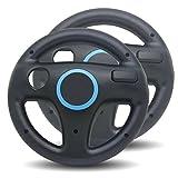 LS 2x Lenkrad Racing Wheel f�r Nintendo Wii - schwarz Bild