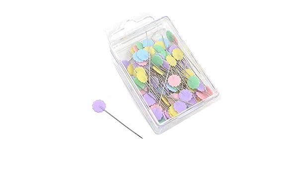 Iycorish 200 Pezzi di Ricamo Patchwork Spilla su Misura Pin Accessori Strumento Ago da Cucito Accessori per Il Cucito DIY nel Acciaio Inossidabile