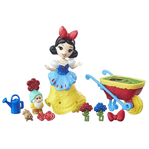Disney Princess - Little Kingdom - Schneewittchen / Snow Withe - Gartenhelfer / Bashful Garden (Little Mix-outfits)