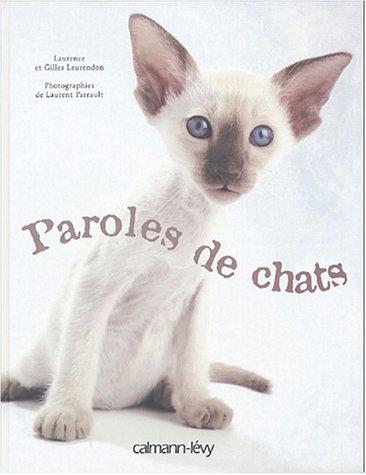 Paroles de chats