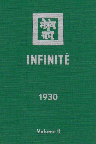 Infinité, tome 2