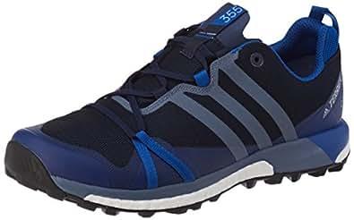 adidas Herren Terrex Agravic GTX Traillaufschuhe Blau (Maruni/Acenat/Belazu 000) 38 2/3 EU