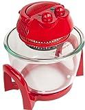 Andrew James Red 7 Litre Premium Halogen Oven