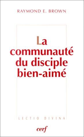 La Communauté du disciple bien-aimé