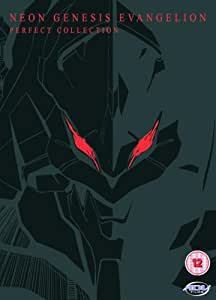 Neon Genesis Evangelion Perfect Collection [DVD] [NTSC]
