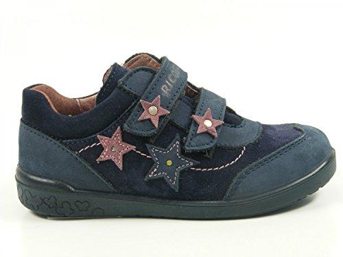 Ricosta Eylin Mädchen Sneakers Blau