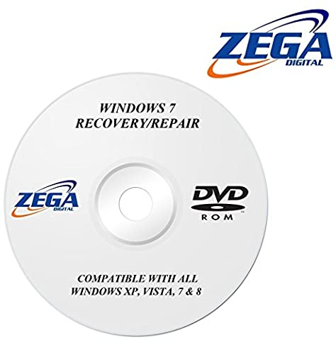 COMPLETE Re INSTALL Windows 7 32/64 BIT Home Premium Starter Home Basic Professional Ultimate Bit Recovery Repair Restore Fix DVD Disc