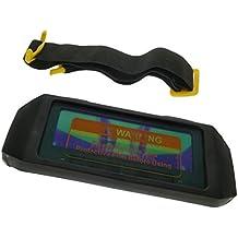 MagiDeal Solar Auto Oscurecimiento LCD Gafas De Soldadura Máscara Casco Protección para ...