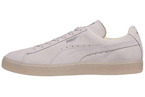 Puma Suede Classic Mono 36210109, Scarpe sportive whisper white puma silver