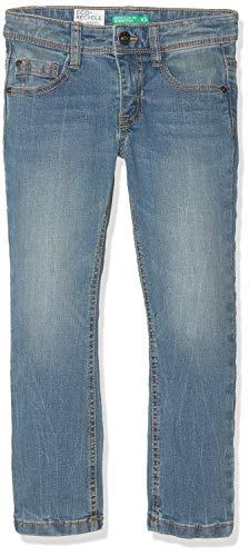 United Colors of Benetton Jungen Denim 5 Tasche Pesante Pantalone Jeans, Blau (Azzurro 902), 170 (Herstellergröße: XX)