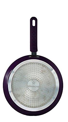 Wonderchef-Royal-Velvet-Induction-Base-Aluminium-Cookware-Set-With-Free-Mini-Frying-Pan-4-Pieces-Purple