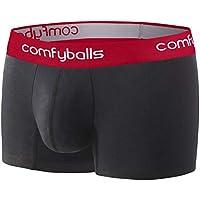 Comfyballs Herren regelmäßige Boxer Black