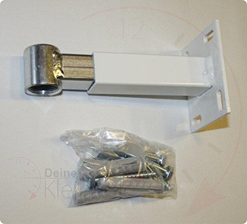 Deine-Kleinteile-24 Wandhalter 3/4 IG für Ausdehnungsgefäß Spannband Konsole Wandhalterung Gefäß