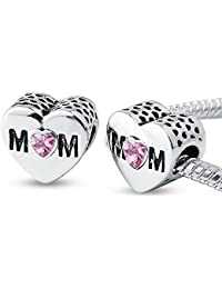 Set of Prince Princess And Castle Charms Sister Mum Friend gift will fit Pandora and Biagi charm bracelets bmp