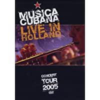 Musica Cubana - Live in Holland