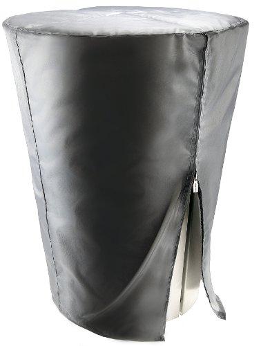 Eva Solo 571067.0 Grillfass Überzug, silber, 38 x 31,2 x 6,3 cm