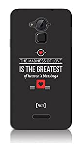 The Madness Of Love Case For Coolpad Note 3