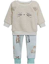 Amazon.es: pijamas de niñas de gatos - Pijamas / Pijamas y ...