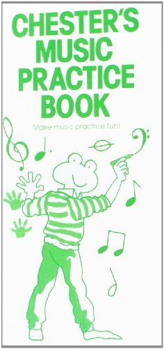 Chesters Music Practice Book (2000-01-01)