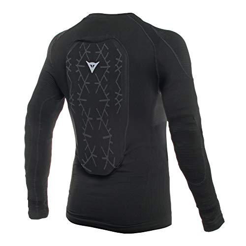 410VL1aMMfL. SS500  - Dainese Men's Trailknit Back Protector Shirt Winter Ski Protective Shirt