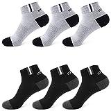 Best Humidité pour les femmes âgées - zhaoaiqin 6 paires, coton, chaussettes de sport pour Review