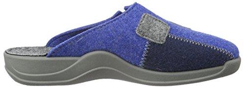 Rohde - Vaasa-d, Guanti imbottiti caldi Donna Blu (Blu (jeans 55))