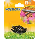 Hozelock Straight Connector, 4 mm - Pack of 10
